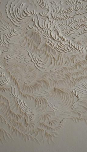 Murmuration VI detail, Lea Valmain